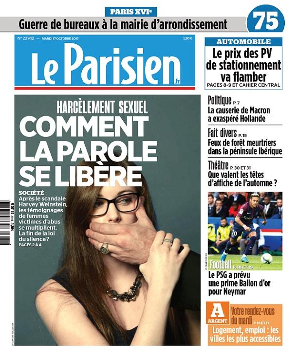 télécharger Le Parisien Du Mardi 17 Octobre 2017