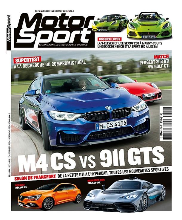 télécharger Motor Sport N°78 - Octobre-Novembre 2017