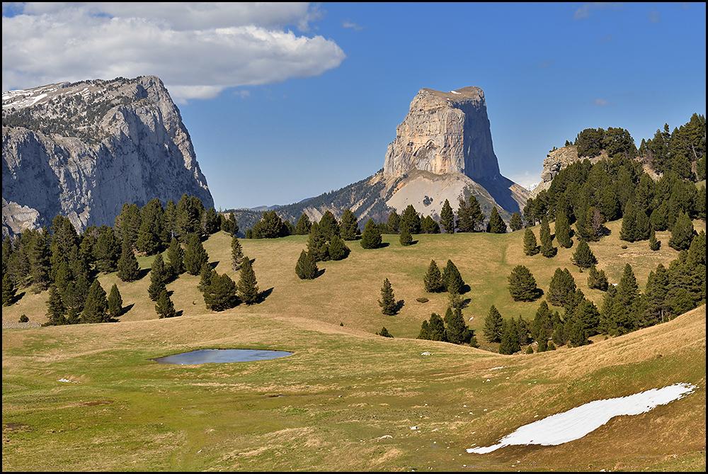 Mont Aiguille 171017100517794621