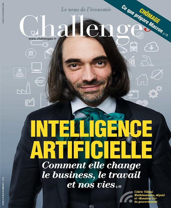 télécharger Challenges N°538 Du 19 Octobre 2017