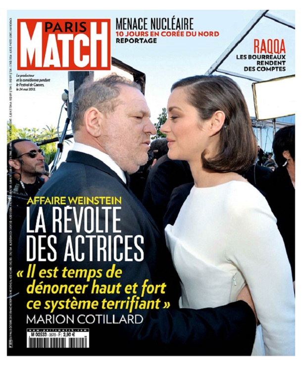 télécharger Paris Match N°3570 Du 19 Au 25 Octobre 2017