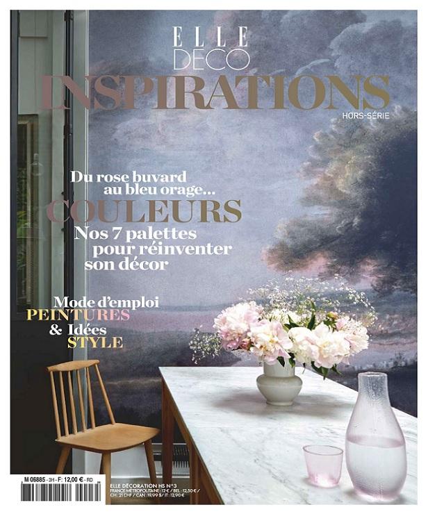 télécharger Elle Deco Inspirations Hors Série N°3 - Octobre-Décembre 2017