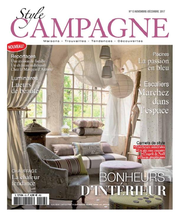 télécharger Style Campagne N°13 - Novembre-Décembre 2017