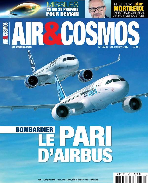 télécharger Air et Cosmos N°2566 Du 20 Octobre 2017