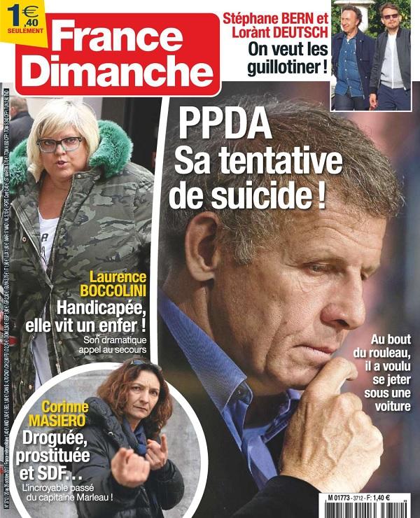 télécharger France Dimanche N°3712 Du 20 Octobre 2017