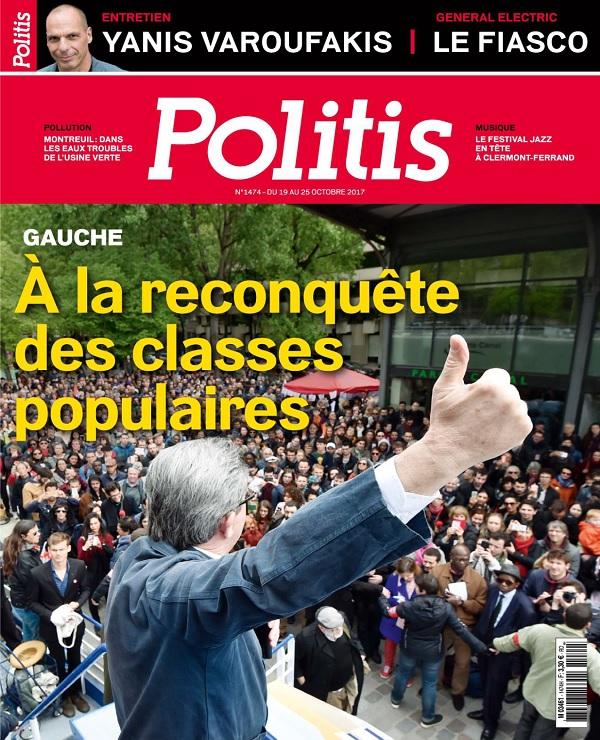 télécharger Politis N°1474 Du 19 Octobre 2017