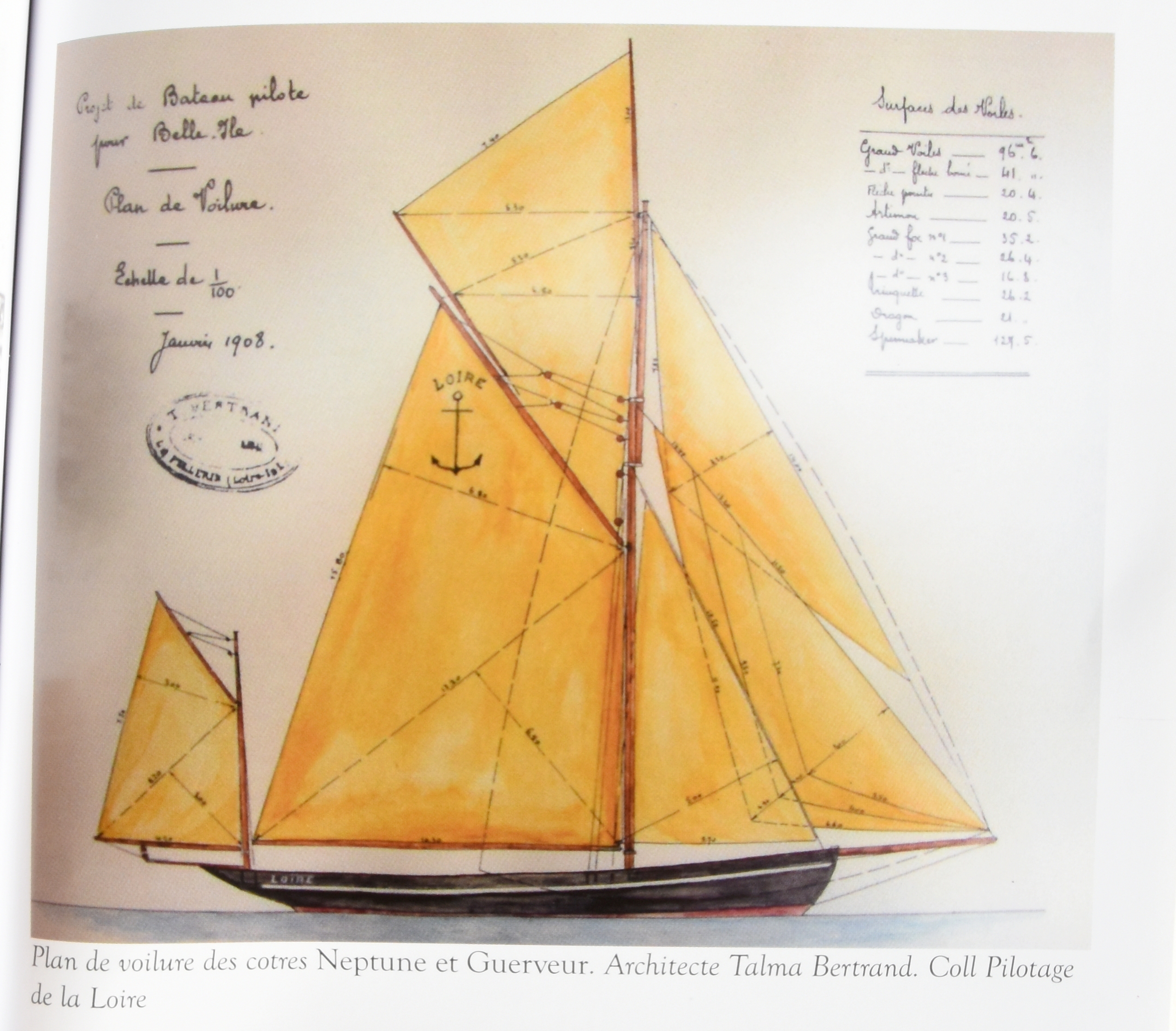 recherche des plans d'un modèle de yacht classique télécommandable inachevé - Page 2 171020025328321801