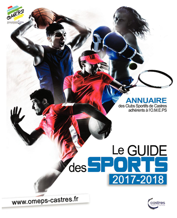 TELECHARGER MAGAZINE Omeps Guide Des Sports 2017 - 2018