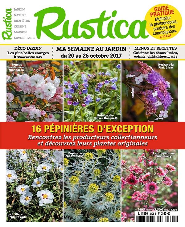 télécharger Rustica N°2495 Du 20 Octobre 2017