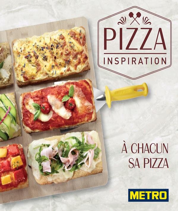 télécharger Pizza Inspiration METRO - Thierry Graffagnino