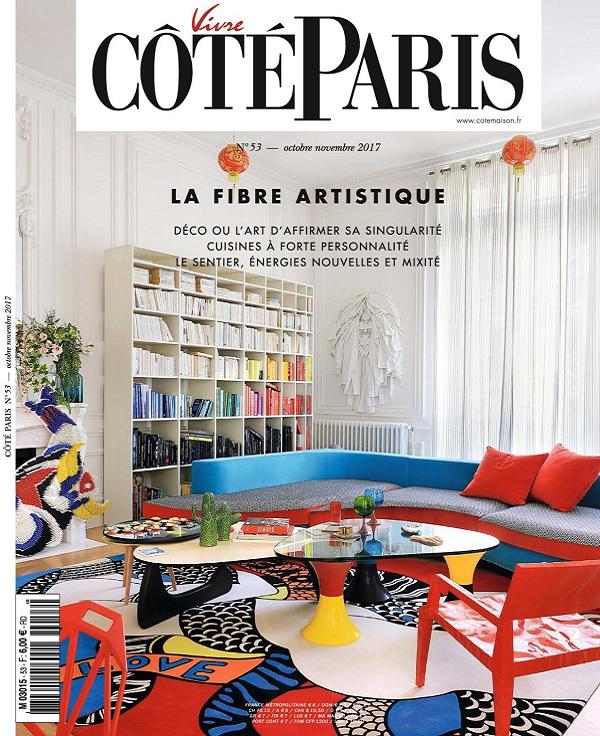 télécharger Vivre Côté Paris N°53 - Octobre-Novembre 2017