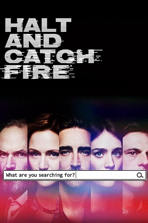 Halt and Catch Fire {Sezon 02} (2015) PL.480p.BRRip.DD5.1.Xvi D-Ralf / Lektor PL