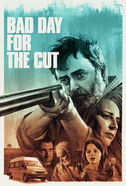 Bad Day for the Cut (2017) PL.IVO.HDRip.XViD-SP [Lektor PL-IVO]