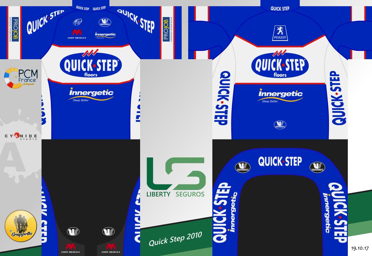 Quick Step Cyclisme : quick step pro tour pcm france le gruppetto forum ~ Nature-et-papiers.com Idées de Décoration
