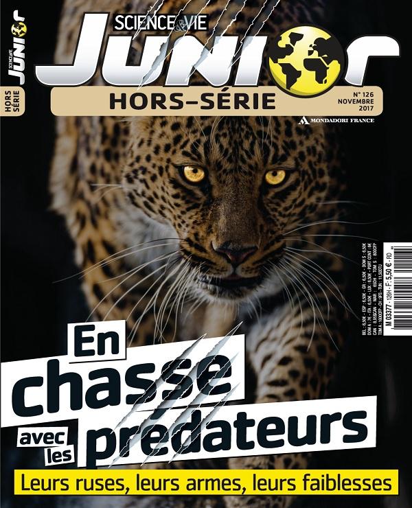 télécharger Science et Vie Junior Hors Série N°126 - Novembre 2017