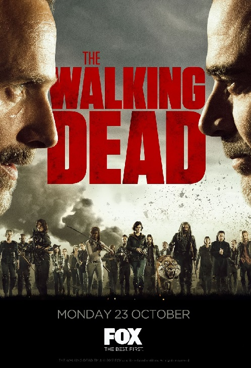 Żywe trupy / The Walking Dead (2017) {Sezon 8} PLSUBBED.720p.HDTV.XviD.AC3-AX2 / Napisy PL