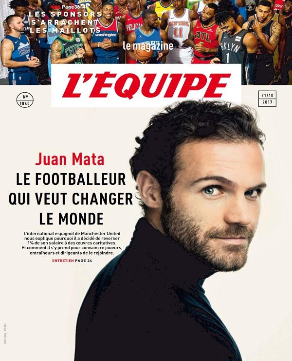 télécharger L'Equipe Magazine N°1840 Du 21 Octobre 2017