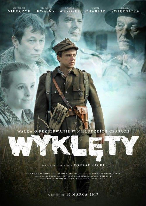 Wyklęty (2017) PL.DVDRip.x264-KiT / Film polski