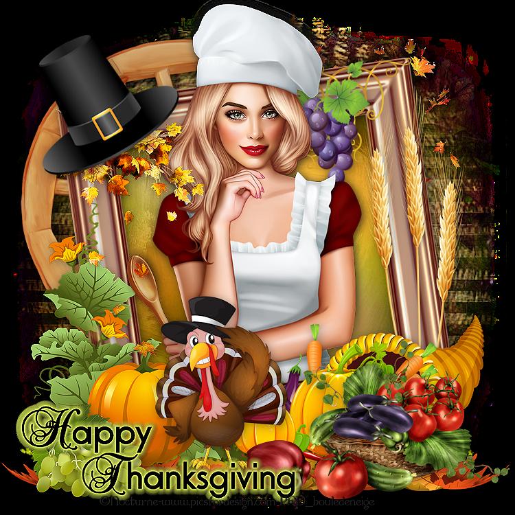 tuto thanksgiving