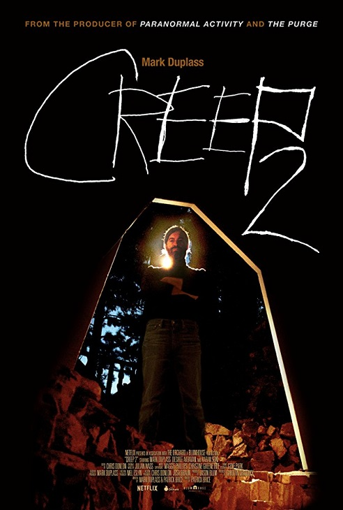 Dziwak 2 / Creep 2 (2017) PL.1080p.WEB-DL.DD5.1.H264-J [Lektor PL]