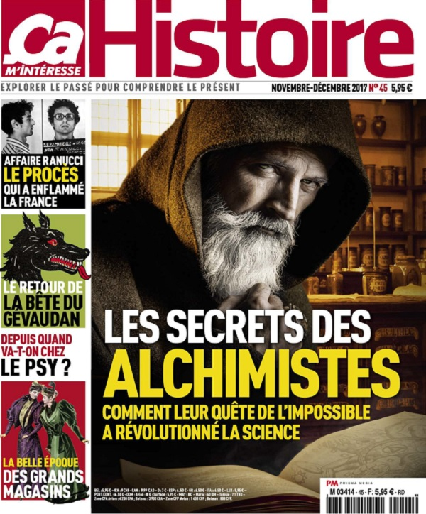 télécharger Ça M'Intéresse Histoire N°45 - Novembre-Décembre 2017
