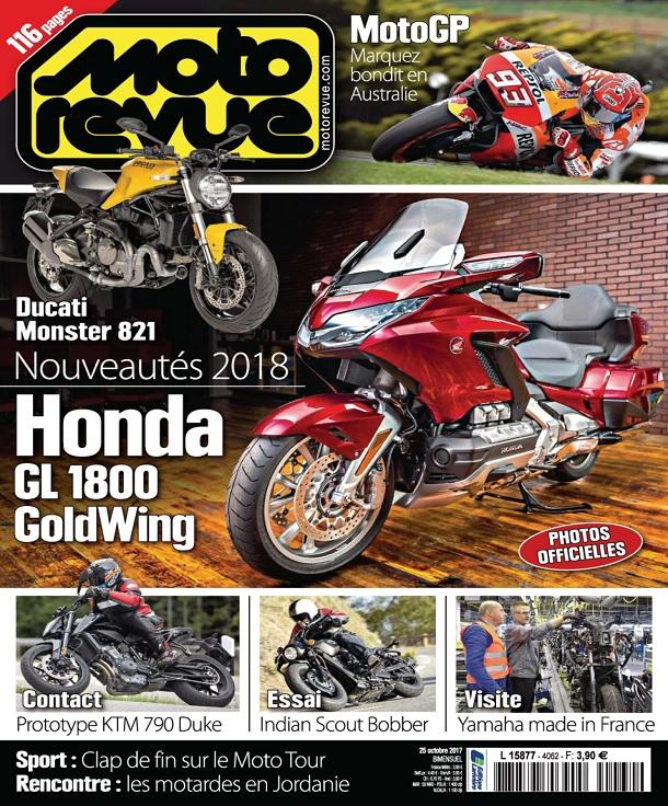 télécharger Moto Revue N°4062 Du 25 Octobre 2017