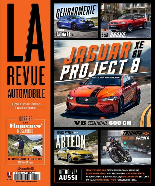 télécharger La Revue Automobile N°15 - Automne-Hiver 2017