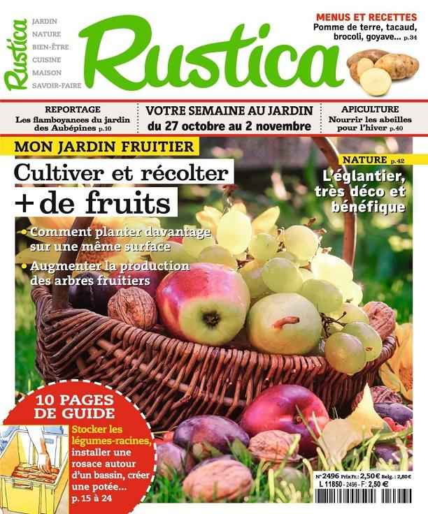télécharger Rustica N°2496 Du 27 Octobre 2017