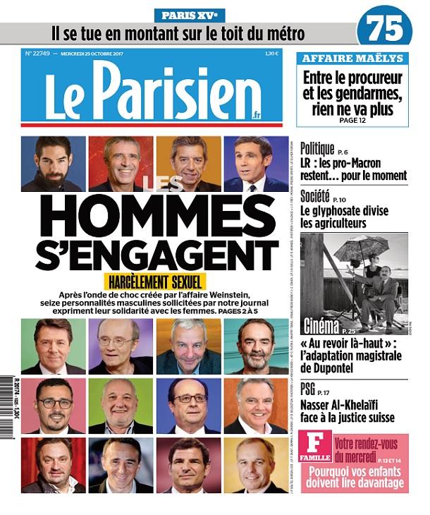 télécharger Le Parisien Du Mercredi 25 Octobre 2017