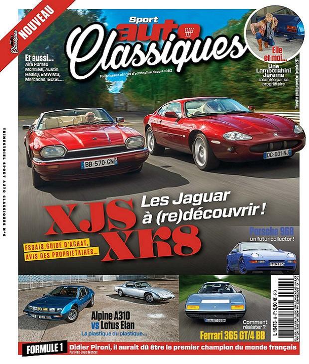 télécharger Sport Auto Classiques N°6 - Novembre-Décembre 2017