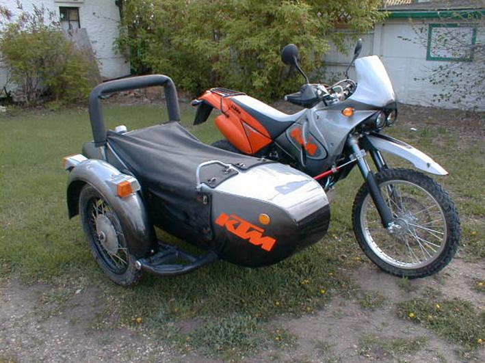 KTM 8