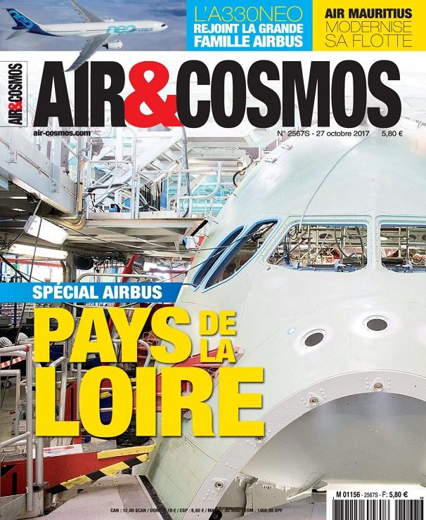 télécharger Air et Cosmos N°2567 Du 27 Octobre 2017