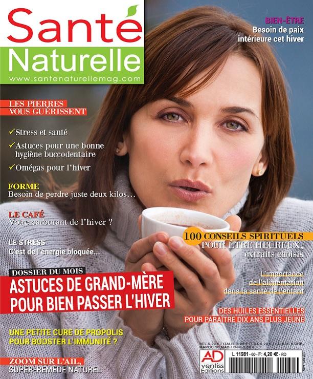 télécharger Santé Naturelle N°60 - Novembre-Décembre 2017