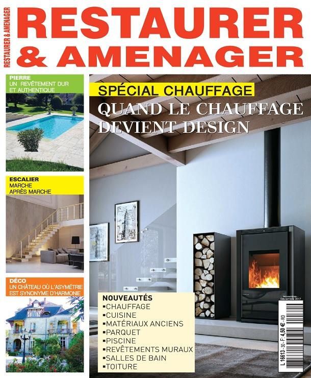 Restaurer et Aménager N°30 - Novembre Décembre 2017