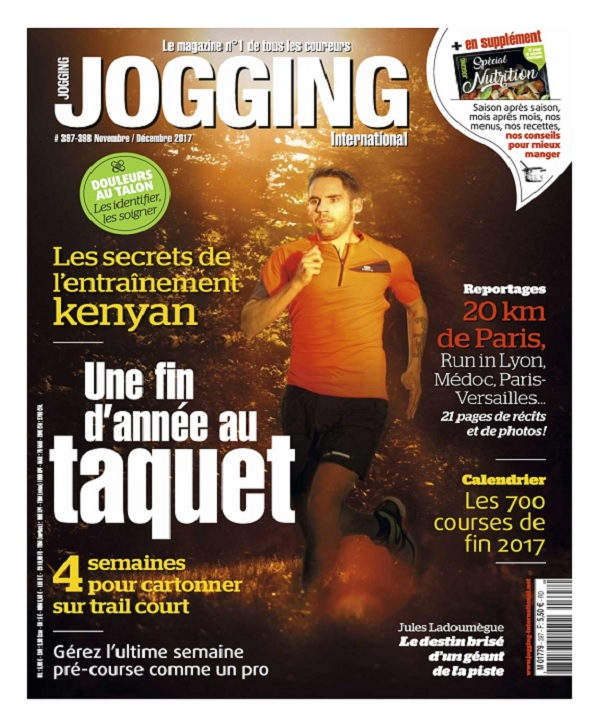 télécharger Jogging International N°397 - Novembre-Décembre 2017