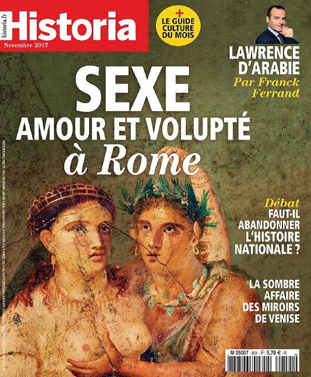 télécharger Historia N°851 - Novembre 2017