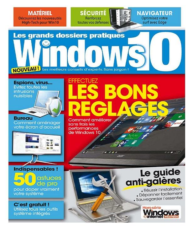 télécharger Windows et Internet Pratique Hors Série N°11 - Novembre 2017