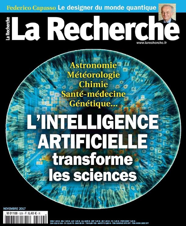 télécharger La Recherche N°529 - Novembre 2017