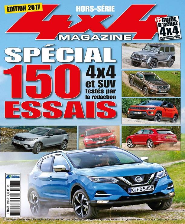 télécharger 4x4 Magazine Hors Série N°27 - Edition 2017