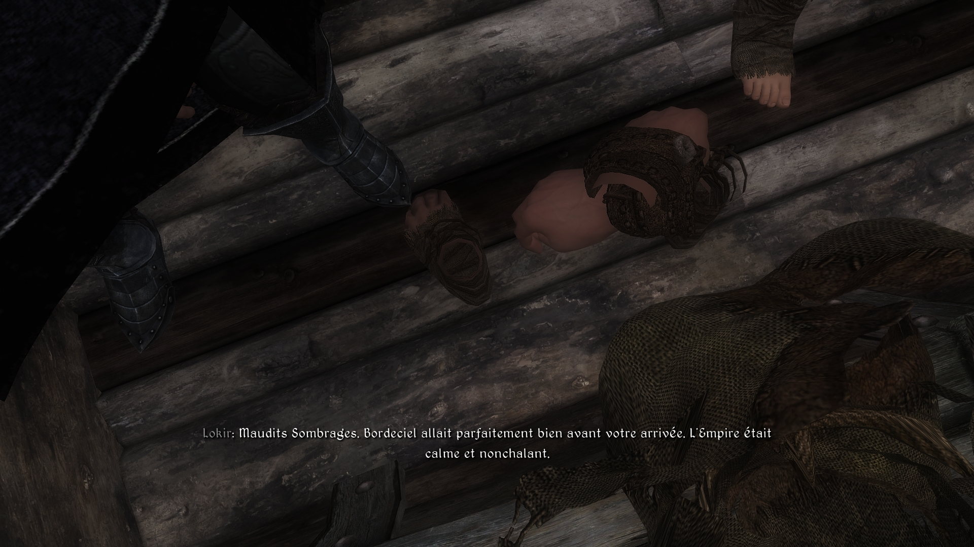 What the hell did I do? - Skyrim General Discussion - LoversLab
