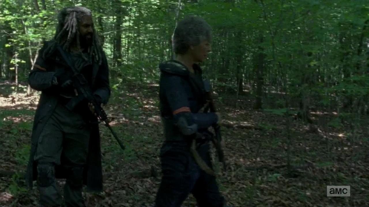 Żywe trupy / The Walking Dead (2017) {Sezon 8}