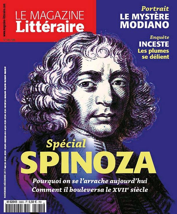télécharger Le Magazine Littéraire N°585 - Novembre-Décembre 2017