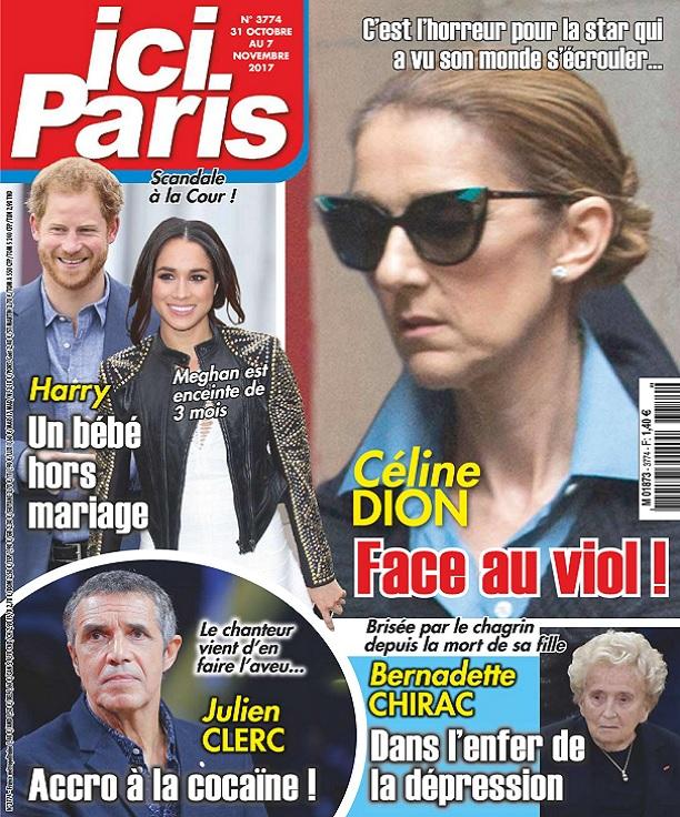 télécharger Ici Paris N°3774 Du 31 Octobre 2017
