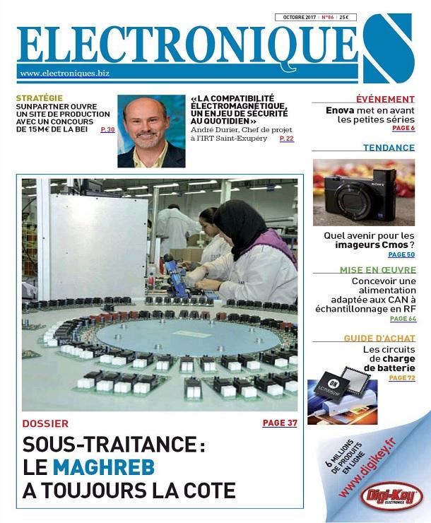 télécharger ElectroniqueS N°86 - Octobre 2017