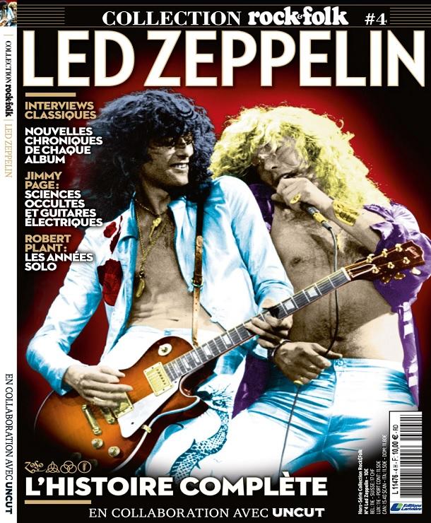 télécharger Collection Rock et Folk Hors Série N°4 - Led Zeppelin 2017