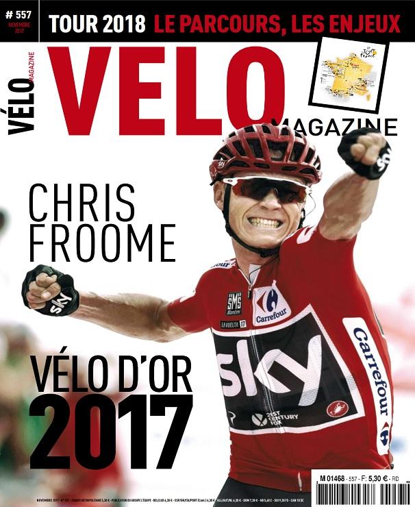 télécharger Vélo Magazine N°557 - Novembre 2017