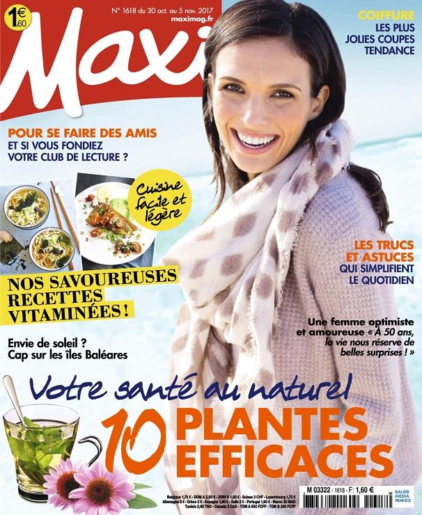 télécharger Maxi N°1618 Du 30 Octobre 2017