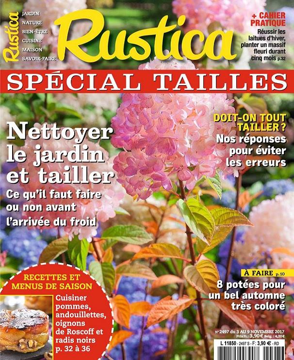 télécharger Rustica N°2497 Du 3 Novembre 2017