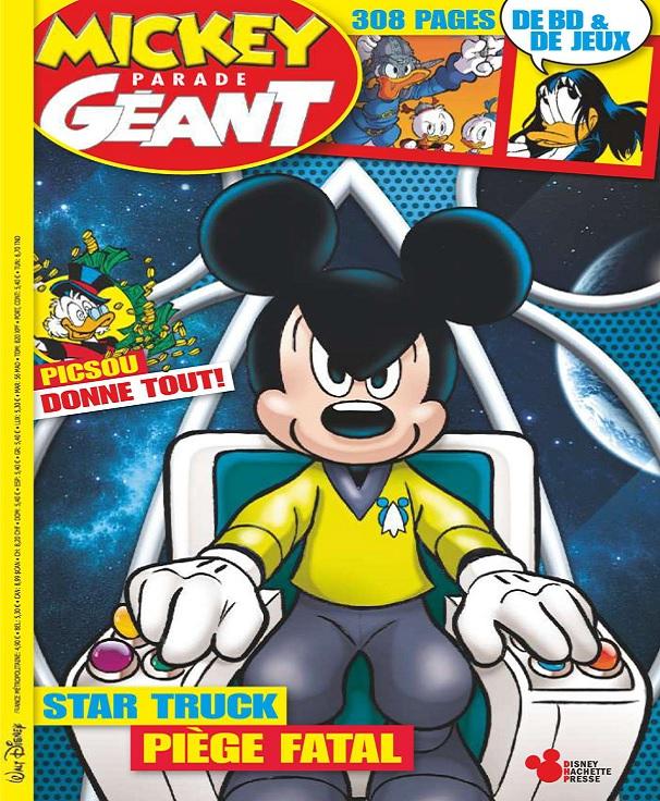 télécharger Mickey Parade Géant N°361 - Novembre 2017