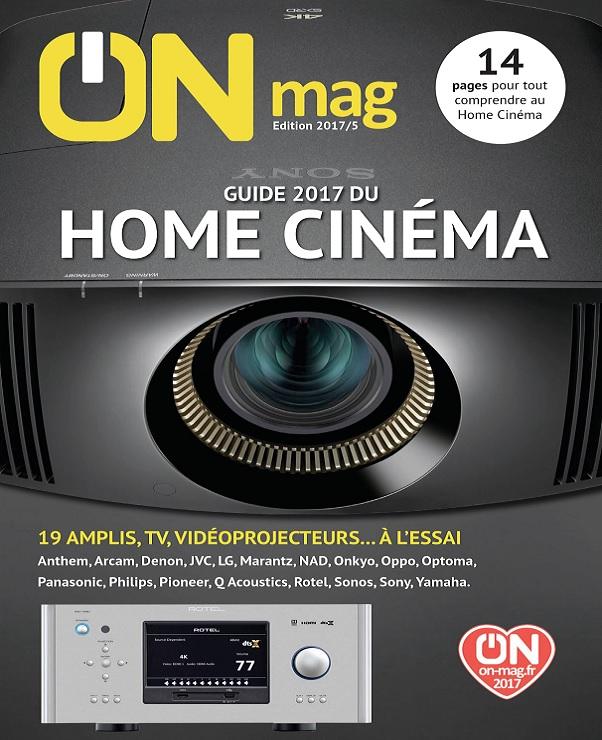 télécharger ON Magazine - Guide Home Cinéma 2017